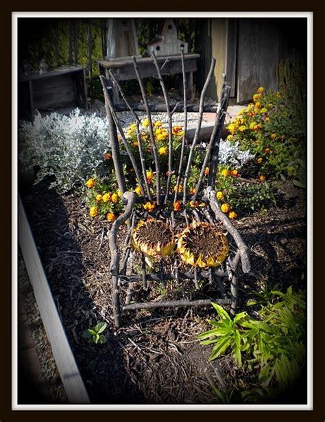 Primitive Garden Decor Primitive Rustic Garden Decor Photograph Found On Primpyou
