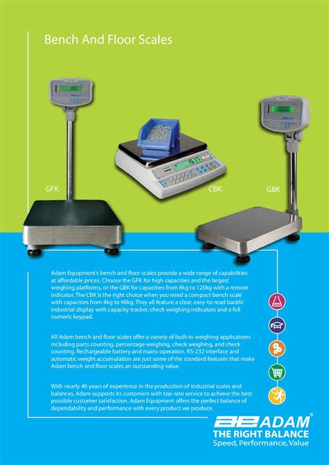 bench and floor scales products ae south africa gbk and gfk floor scale baseline scalesbaseline scales