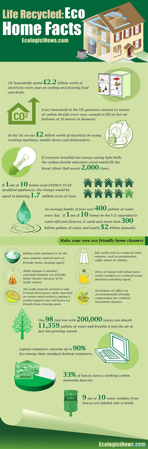 eco friendly houses information applecross energy efficiency infographics