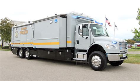 Ford Synus Mobile Command Center by Mobile Command Vehicles Mobile Command Centers Ldv