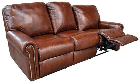 rustic reclining sofa bradley s furniture etc rustic reclining sofas and