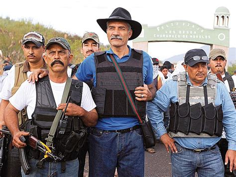 Mireles House by The Challenges Of The Autodefense Movement For The Cjng