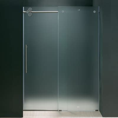 Frameless Shower Door Sliding Shower Doors Sliding Frameless Shower Doors