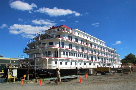 return of the mississippi river cruise continues with new - 3 Day Mississippi River Boat Cruise New Orleans