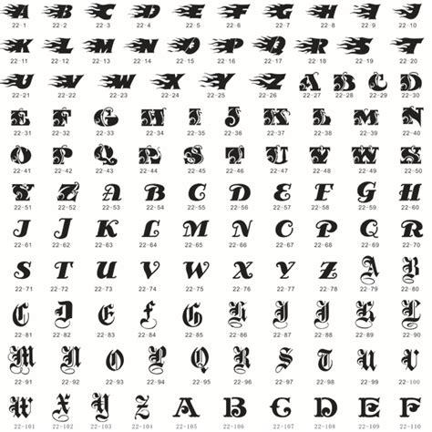 Modeles De Lettre Pour Tatouage Modele Lettre A Pour Tatouage Document