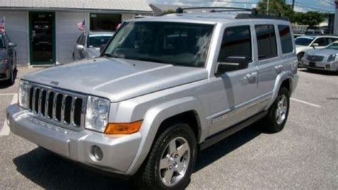 how to sell used cars 2010 jeep commander seat position control purchase used 2010 jeep commander in sarasota florida united states for us 11 995 00