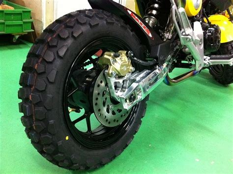 honda grom road tires great news for grom road tires
