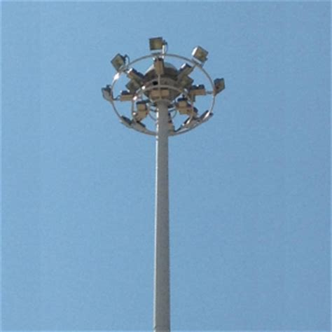 high mast light pole price high mast lighting pole suppliers traders wholesalers