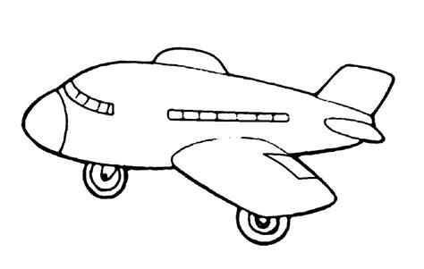 Gambar Dan Ac 1 2 Pk 15 gambar mewarnai pesawat terbang untuk anak paud dan tk