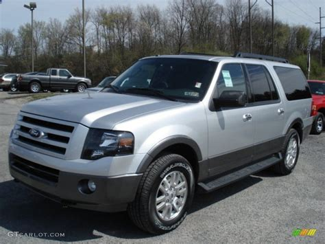 Ford Expedition 2012 by Ingot Silver Metallic 2012 Ford Expedition El Xlt 4x4