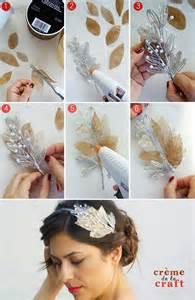 diy beaded bridal headband