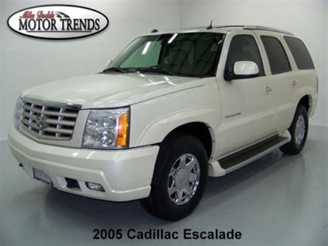 service manual how make cars 2005 cadillac escalade ext engine control find used 2005 service manual motor auto repair manual 2005 cadillac escalade electronic toll collection
