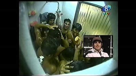 hombres duchandose juntos ba 241 225 ndose todos juntos en la ducha gran hermano 4 2007