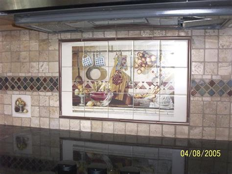kitchen tile murals backsplash pics photos tile mural kitchen tile backsplash pics