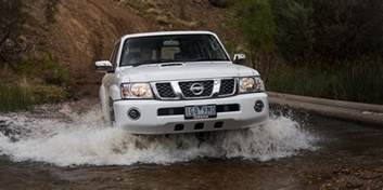 Review Nissan Patrol 2016 Nissan Patrol St Y61 Review Caradvice