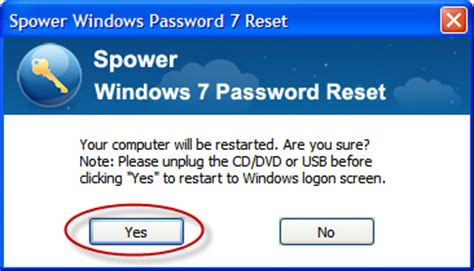 windows vista boot password reset spower windows 7 password reset user guide