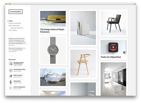 grid layout wordpress theme free 30 free responsive photography wordpress themes 2017