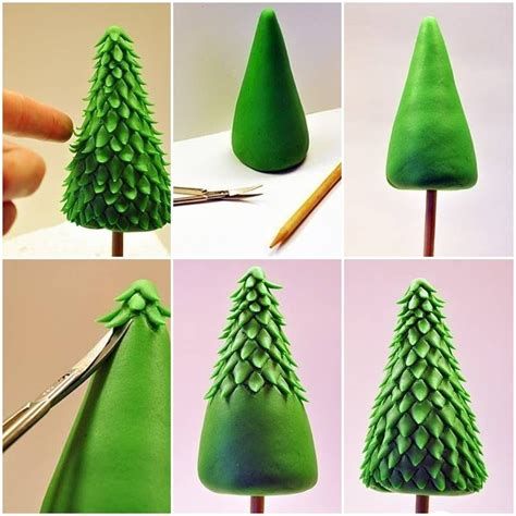 how to make a christmas tree out of dollar bills how to make clay tree step by step diy tutorial how to how to do diy