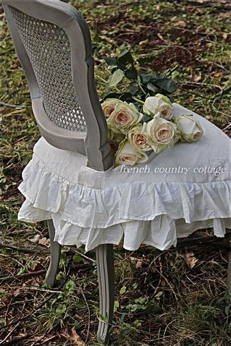 creamy roses ruffles french country cottage