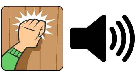 Hand Knocking On Door Clipart   ClipartXtras