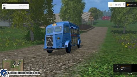 cách mod game yugioh fs 2015 citroen h flatbed and livestock truck
