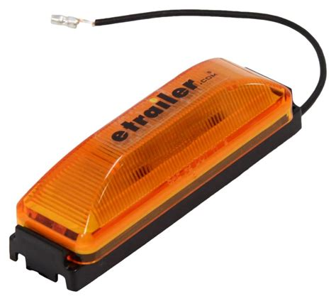 what is a side marker light thinline trailer clearance or side marker light led