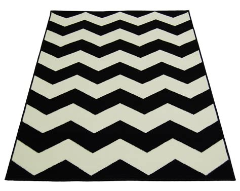Black And White Area Rugs Cheap by Black And White Striped Area Rug Cheap Black Wavey Stripe