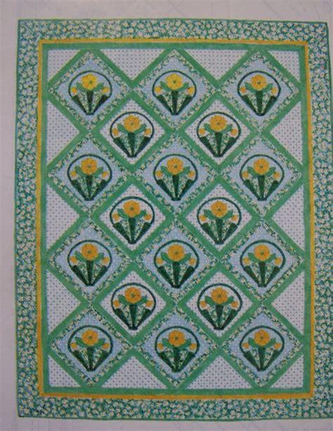 Flower Basket Quilt Pattern by Beautiful Dresden Basket Quilt Pattern Flower Motif