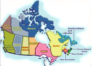 map of canada showing provinces and capital cities mahmood center