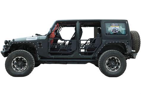 Doors For Jeep Wrangler by Paramount Automotive S New 07 16 Jeep Wrangler Jk Safari Doors