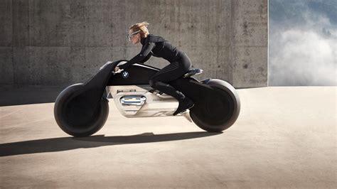 Speichenr Der Motorrad bmw zeigt das motorrad der zukunft
