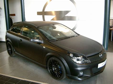 opel astra 2004 black opel 0 divers opel astra opc limited edition black is