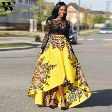 Pictures Of Simple Ankara Gown Styles
