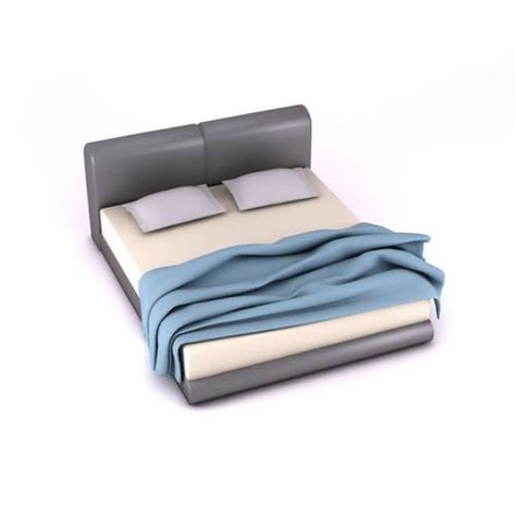 Aa Mattress And Furniture by Mattress Bed 3d Model Cgtrader
