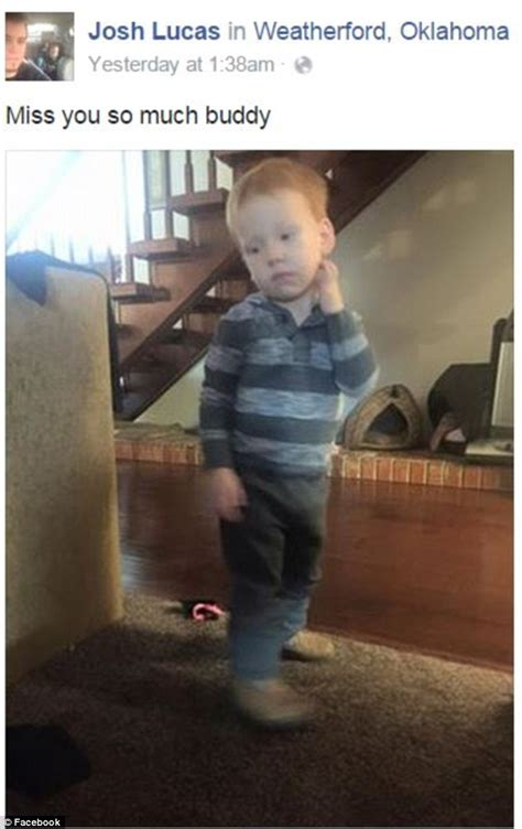 Father Honors 2 Year Old Son Nash Lucas Killed In Osu | father honors 2 year old son nash lucas killed in osu