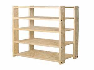 diy shelving unit fantastic wood shelving units