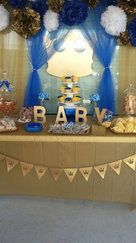Boy Or Baby Shower Themes by Royal Prince Baby Shower Theme Baby Shower Baby Boy Baby