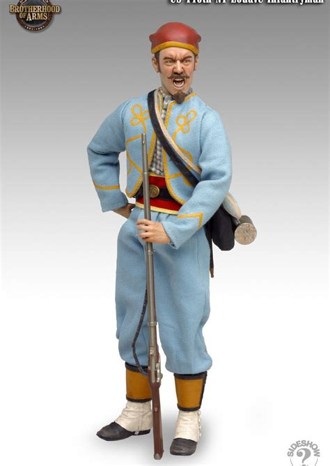12 Inch Figure Collectibles civil war new york zouave 12 inch boxed and 28 similar items