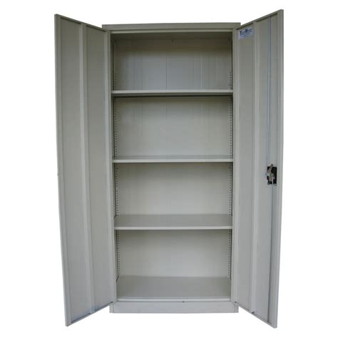 armoire with shelves 2 door locking storage cabinet with office furniture ideas