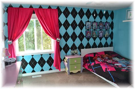 monster high bedrooms cake momma the monster high bedroom