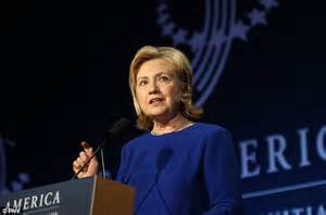hillary clinton biography pbs hillary clinton hits back over dead broke gaffe and her