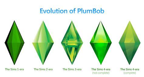 sims plumbob template plumbob