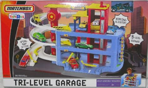 Matchbox Tri Level Garage looking for matchbox tri level garage playset toys low price