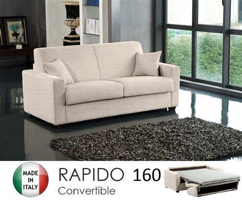 canape convertible couchage quotidien canape lit 3 4 places dreamer convertible ouverture rapido