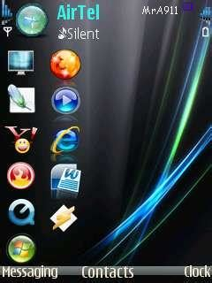 themes download mobile download vista nokia nokia theme mobile toones auto