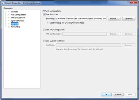 netbeans zend tutorial unit testing with zend framework setting up environment