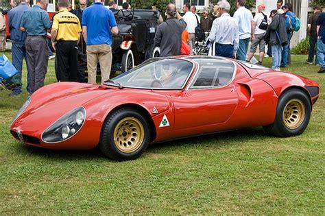 magnifico 1967 alfa romeo tipo 33 stradale prototipo