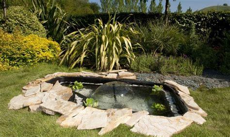 decoracion de jardines pequeños con estanques estanque para jard 237 n bricoman 237 a