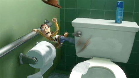 toy story 3 bathroom toy story 3 escape cultjer