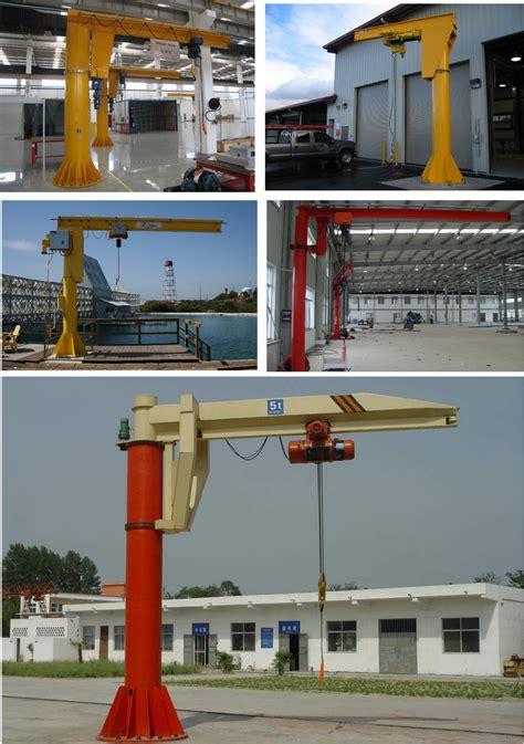 pedestal jib crane rotary pedestal mini lifting jib crane buy mini crane